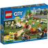 LEGO City: La parc de loisirs - Ensemble de figurines City (60134): Image 1