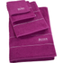 Hugo BOSS Plain Towel Range - Azalea: Image 1