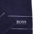 Hugo BOSS Plain Towel Range - Navy: Image 2