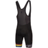 Look Replica KOM Bib Shorts - Black: Image 3