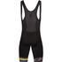 Look Replica KOM Bib Shorts - Black: Image 2