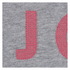 Jack & Jones Men's Core Ready T-Shirt - Light Grey Marl: Image 4