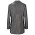 McQ Alexander McQueen Women's Sequin Blazer - Silver: Image 2