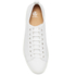 PS by Paul Smith Men's Miyata Leather Trainers - White Seta Calf: Image 3