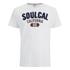 Soul Cal Men's Logo T-Shirt - Optic White: Image 1