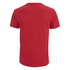 Soul Cal Men's Cracked Print T-Shirt - Ribbon Red: Image 2