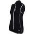 Santini Ora Women's Sleeveless Jersey - Black: Image 2
