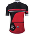 Santini Air Form Short Sleeve Jersey - Red: Image 3