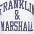 Franklin & Marshall Men's Large Logo T-Shirt - White: Image 3