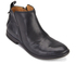 H Shoes by Hudson Women's Revelin Leather Ankle Boots - Black: Image 2