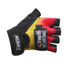 Santini Cinelli Chrome 16 Summer Race Gloves - Black/Orange: Image 1