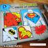 Serviettes en Papier DC Comics: Image 3