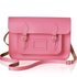 The Cambridge Satchel Company Women's 14 Inch Leather Satchel - Pink: Image 1