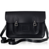 The Cambridge Satchel Company Women's 15 Inch Leather Satchel - Black: Image 1