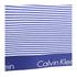 Calvin Klein Women's CK Cotton Millenial Stripe Bralette - Navy: Image 3