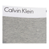 Calvin Klein Women's CK One Logo Thong - Grey Heather: Image 3