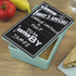 Chalkboard Lunch Tin: Image 1
