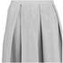 Great Plains Women's Square Route PU Skirt - Grey: Image 4