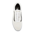 Vans Men's Old Skool Trainers - White/Black: Image 3