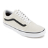 Vans Men's Old Skool Trainers - White/Black: Image 2