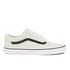 Vans Men's Old Skool Trainers - White/Black: Image 1