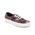Vans Women's Authentic Floral Trainers - Moody Floral/Black/True White: Image 2