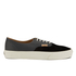 Vans Men's Authentic Decon Dx Suede/Leather Trainers - Black/Asphalt: Image 1