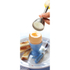 Eddingtons Breakfast Bundle - Cream Egg Buckets (Set of 4) and Egg Clacker: Image 2