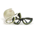 Eddingtons Onion Goggles - Black: Image 3