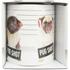 Pug Shot Mug - White: Image 2
