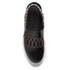 McQ Alexander McQueen Women's Netil Studded Slip-On Trainers - Black: Image 3