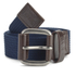Tokyo Laundry Men's Fredo Canvas Belt - Midnight: Image 1