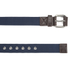 Tokyo Laundry Men's Fredo Canvas Belt - Midnight: Image 2