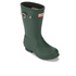 Hunter Kids' Original Wellies - Hunter Green: Image 2