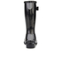 Hunter Kids' Original Gloss Wellies - Black: Image 3