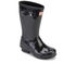 Hunter Kids' Original Gloss Wellies - Black: Image 2