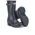 Hunter Kids' Original Wellies - Navy: Image 5