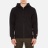 Carhartt Men's Hooded Chase Jacket - Black/Gold: Image 1