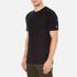 Carhartt Men's Short Sleeve Base T-Shirt - Black/White: Image 2