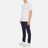 Carhartt Men's Short Sleeve Base T-Shirt - White/Black: Image 4