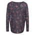 ONLY Women's Alba Long Sleeve Top - Cloud Dancer: Image 2