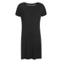 ONLY Women's Lidia Short Sleeve T-Shirt Dress - Black: Image 1