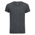 Brave Soul Men's Gonzalo Burnout T-Shirt - Black: Image 1