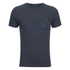 Brave Soul Men's Pulp Camo Pocket T-Shirt - Navy: Image 1