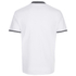 Threadbare Men's Warsaw Tipped Polo Shirt - White: Image 2