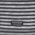 Threadbare Men's Helsinki Burnout Stripe T-Shirt - Grey: Image 3