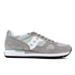 Saucony Men's Shadow Original Trainers - Grey/White: Image 1