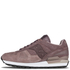 Saucony Women's Shadow Original Suede Trainers - Plum: Image 3