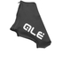 Alé Aerolight Lycra Shoe Covers - Black/White: Image 1
