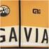 Alé Classic Gavia Short Sleeve Jersey - Black/Orange/White: Image 3
